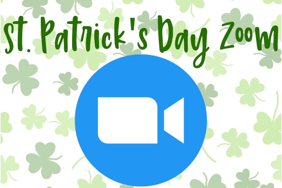 St. Patrick's Day Zoom- Passcode sdSH3Y