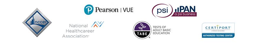 testing partners logos