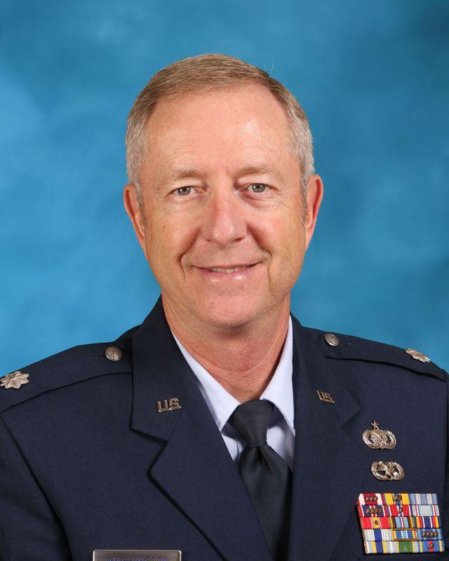 Col Mike Washington