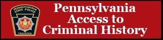 Pennsylvania Access to Criminal History