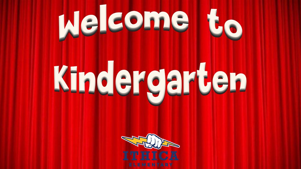 kindergarten video link