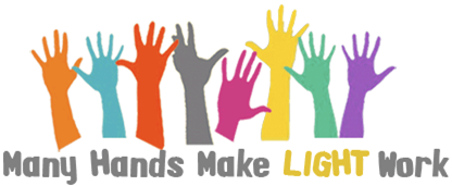 Helping Hands Clipart