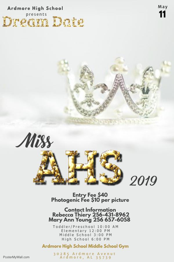 Ardmore High School Beauty Walk