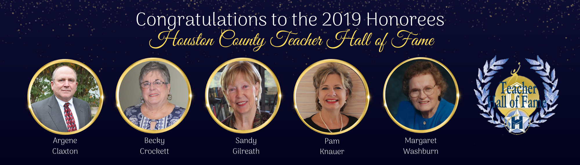 Teacher Hall of Fame 2019