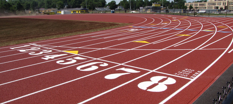 Perry Panthers Track