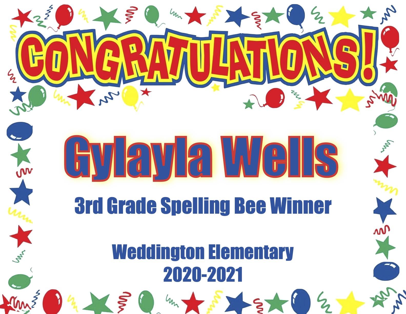 spelling bee 3rd grade