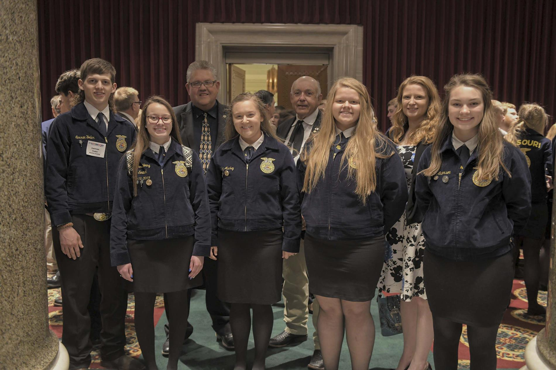 Farm Bureau Youth Leadership Day 2019