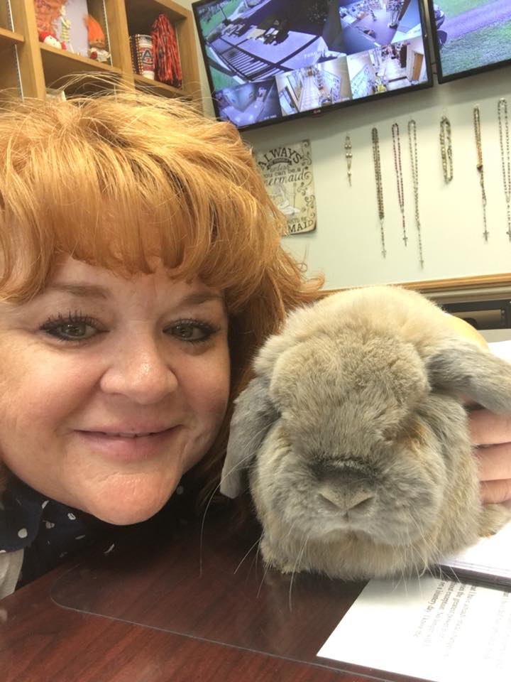 Dr. Jay and Bunny