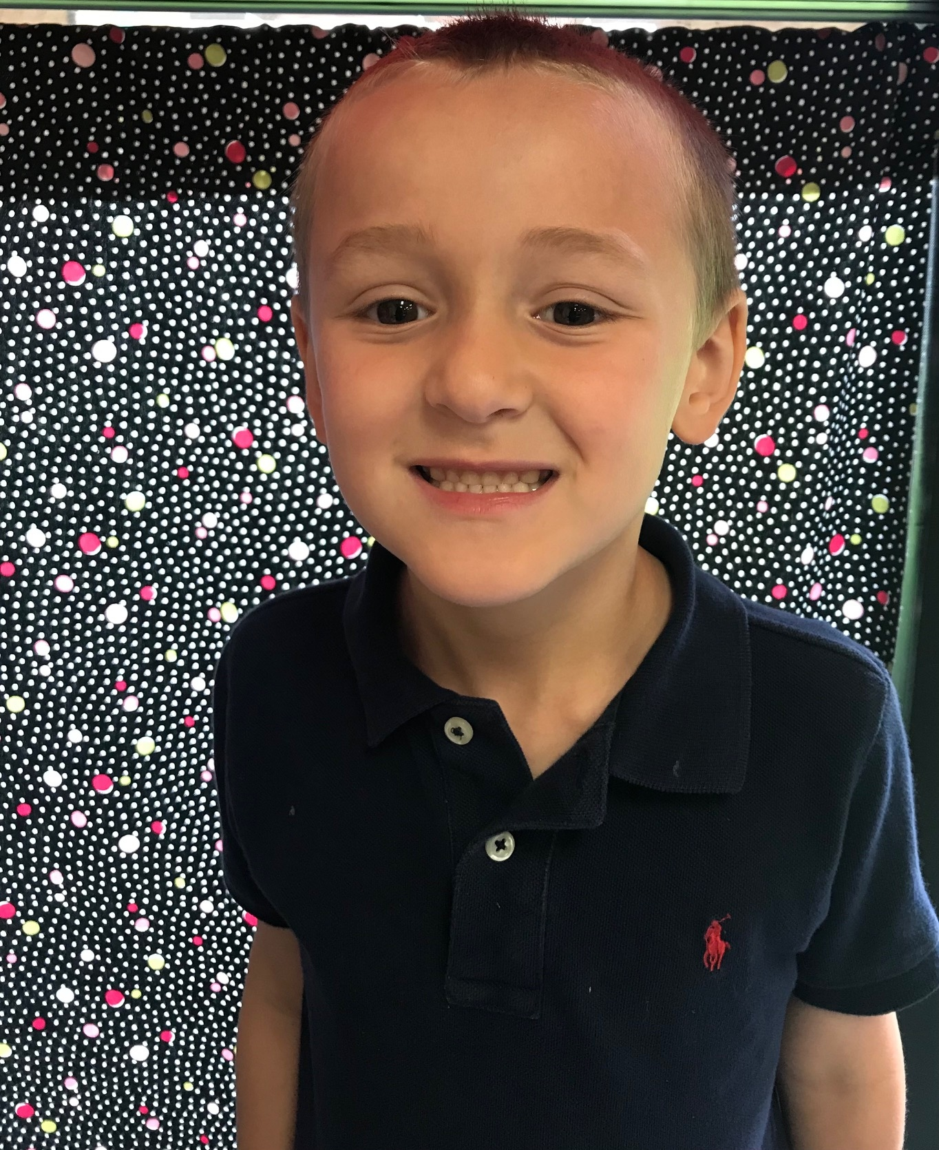 Jaxton Pope student of the week