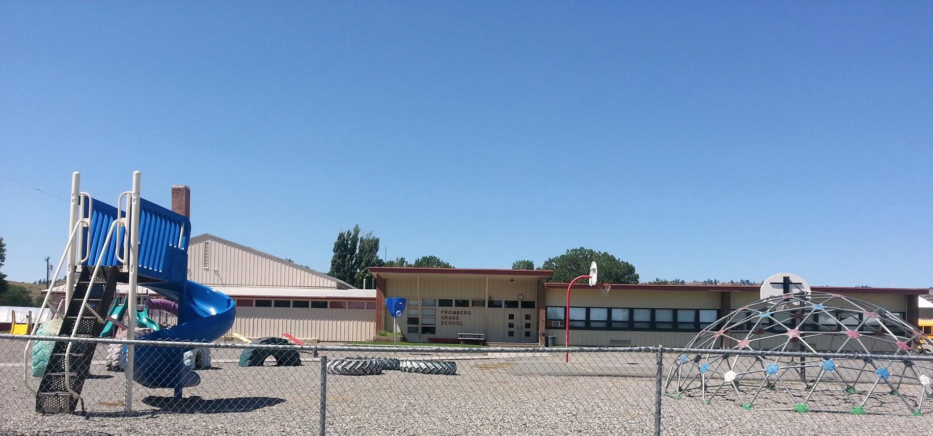 Fromberg Elementary pictured
