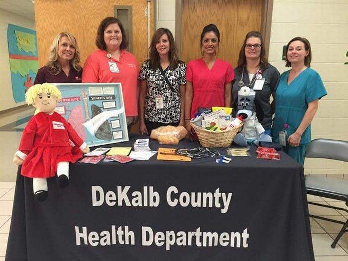 DeKalb Co. Health Dept.