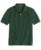 Hunter Green Uniform Shirt