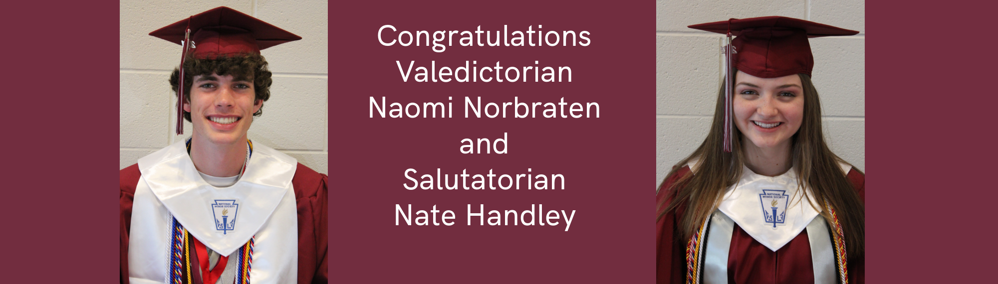 Naomi Norbraten & Nate Handley