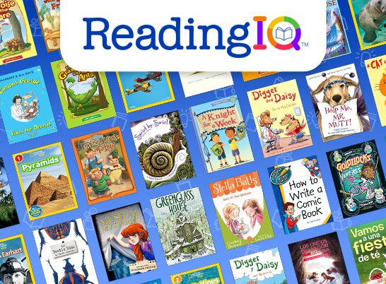 Reading IQ site