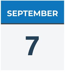 September 7