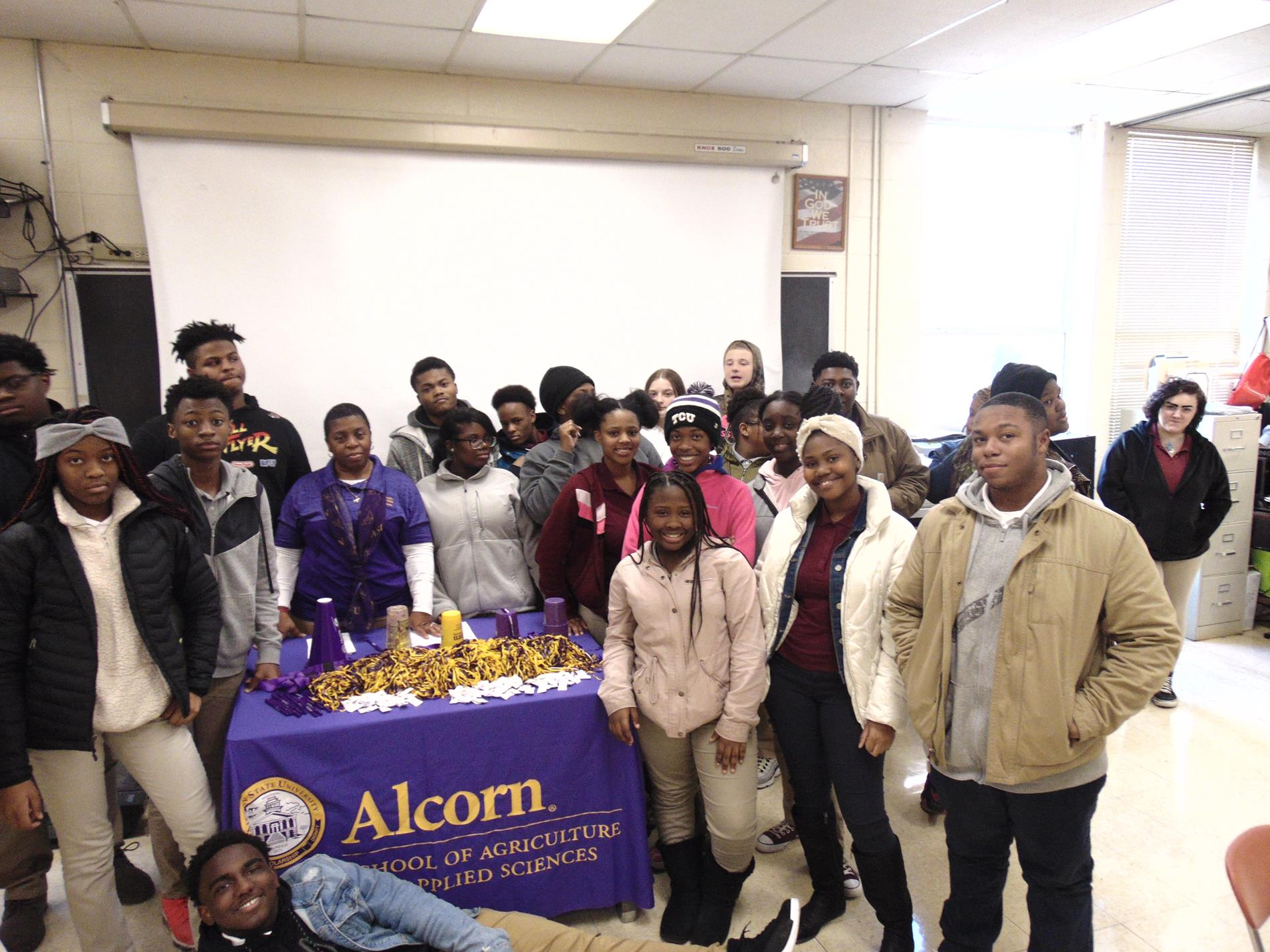Career Talk with Dr. Gwendolyn Gordon of Alcorn State University