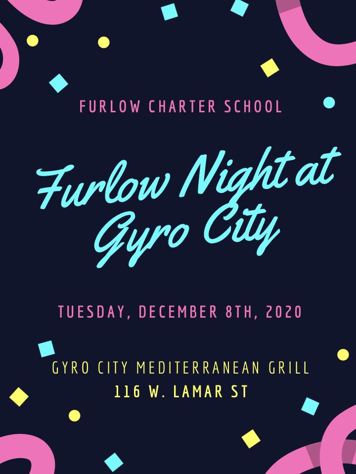 Furlow Night at Gyro City