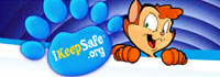iKeep safe banner graphic