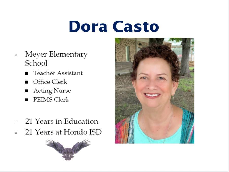 Dora Casto