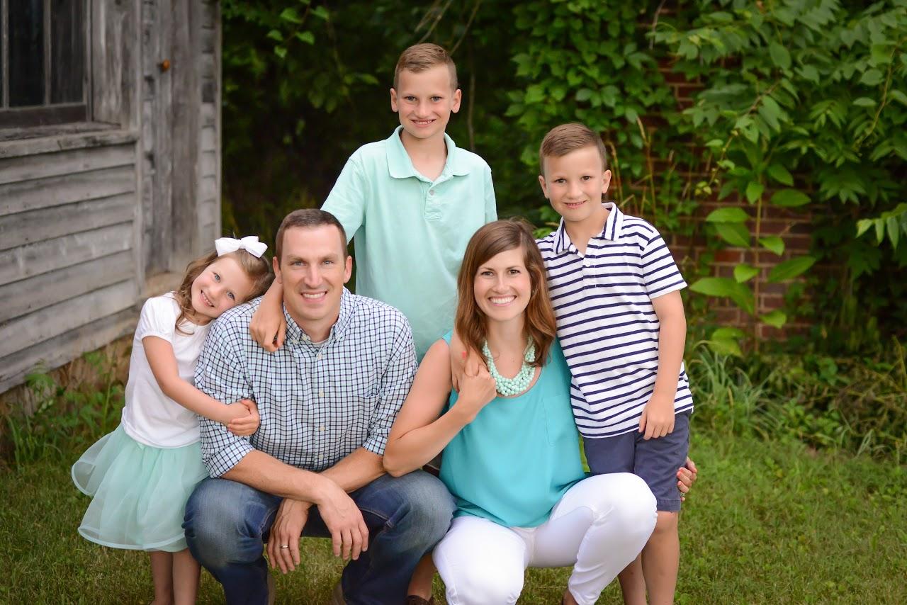 Lindsey Millard and Family