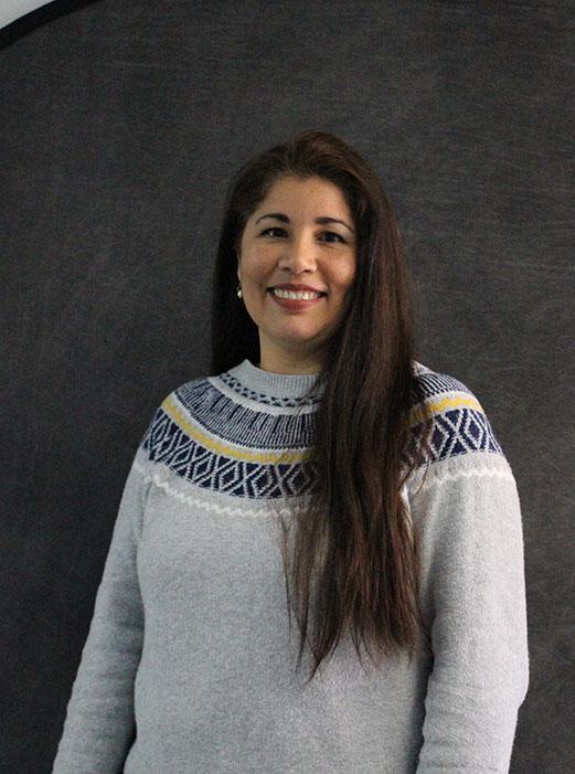 Mrs. K. Calderon, Spanish