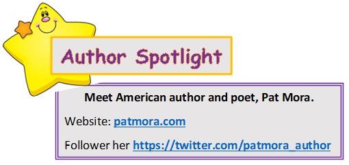 Pat Mora - Author Spotlight
