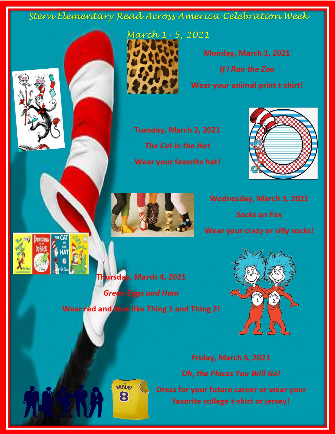 Stern Seuss Week