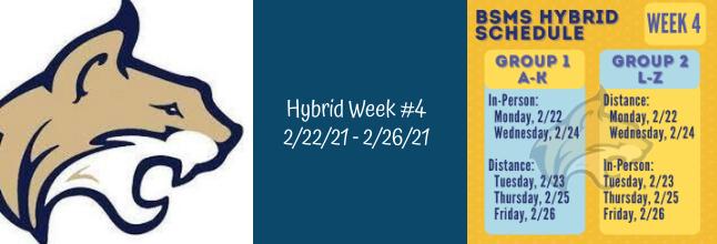 Hybrid Week 4