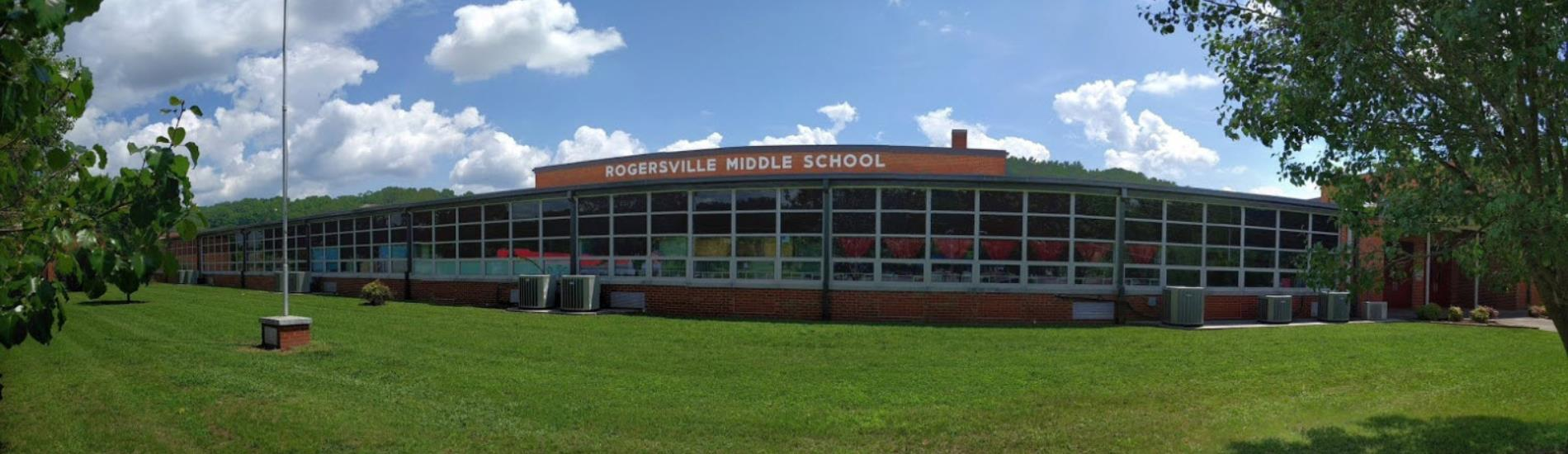 rogersville middle school building