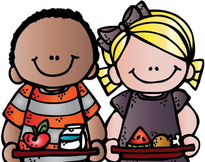 Kids Eats Lunch