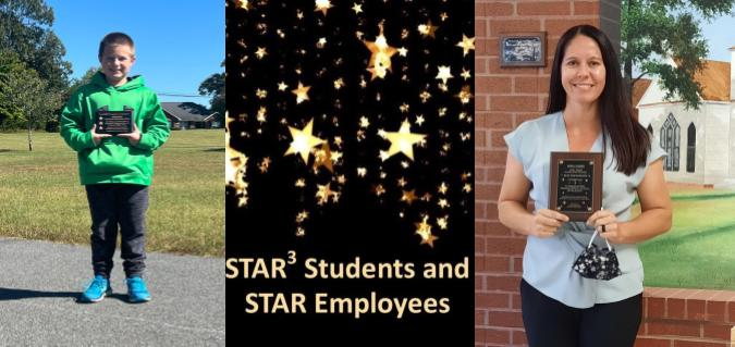 Star 3 Student and Employee