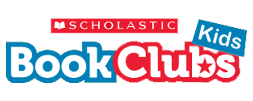 Scholastic UK Book Club for Kids page header with link to website