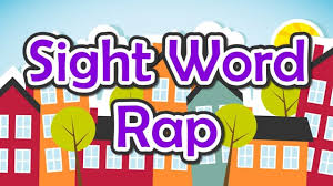 Sight Words Rap
