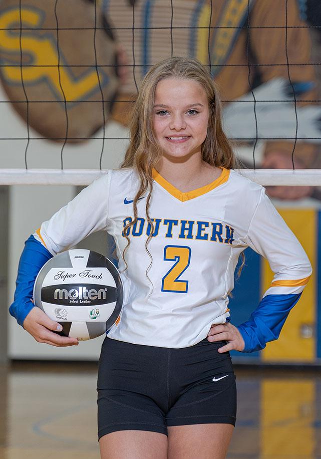 Freshman Katie Ketchum