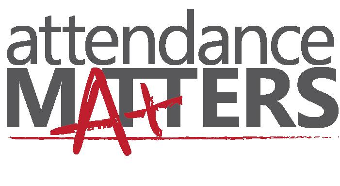 Attendance matters banner