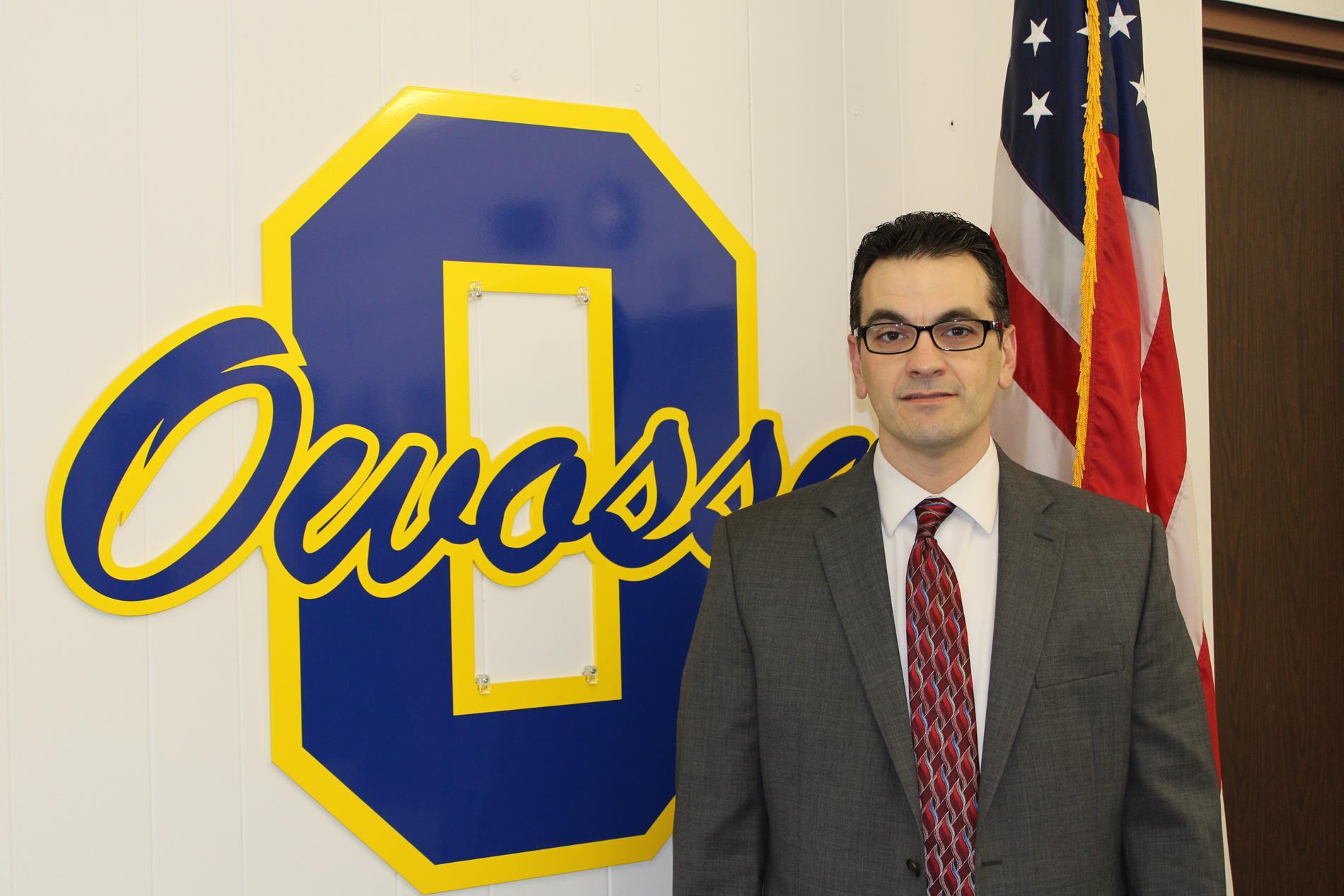 Trustee Adam Easlick