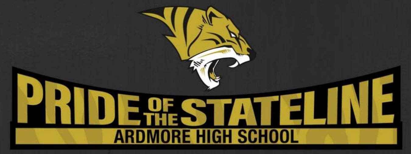 Pride of the State Line Logo (Ardmore High Band)