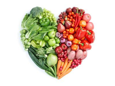 Child Nutrition fruits and veggies