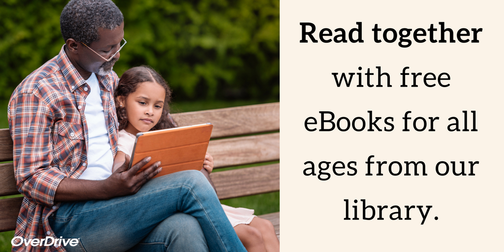 Get free library ebooks from your library with OverDrive