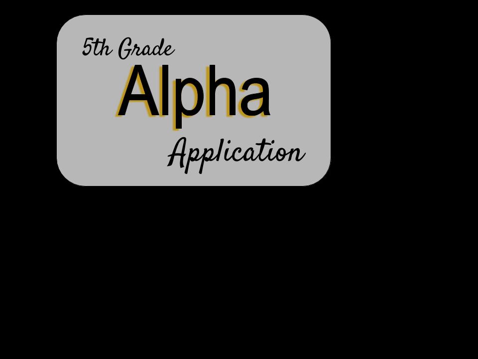 Alpha App