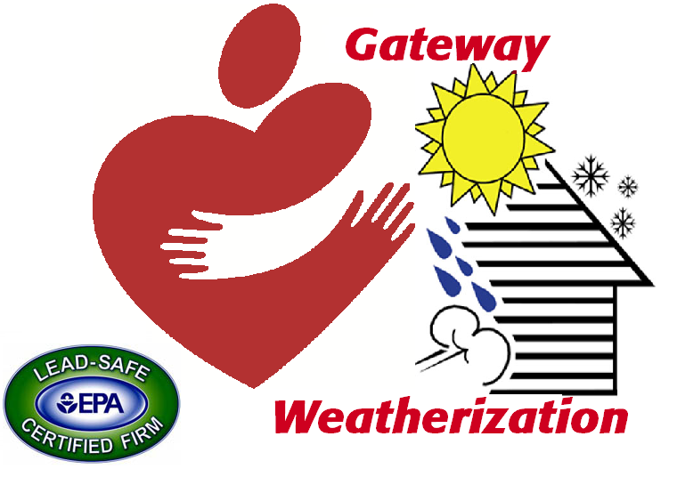 Gateway Weatherization Logo