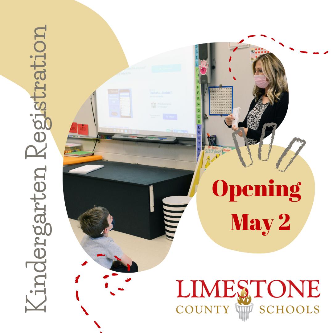 Registration for Kindergarten 2021-2022