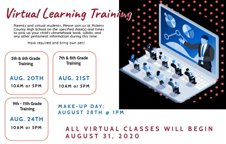 Virtual Learning Training