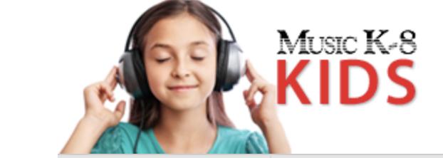 Music K-8 Fun Stuff