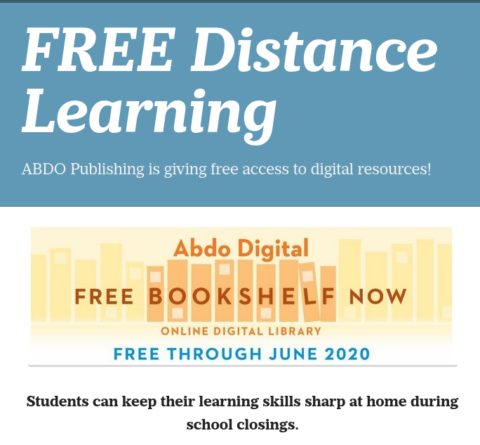 FREE Distance Learning Link