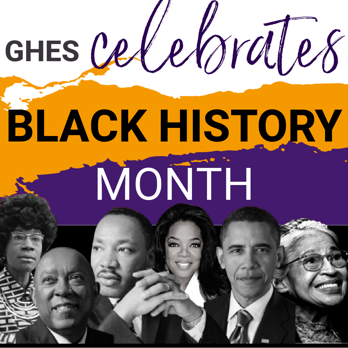 Black History Month Flyer