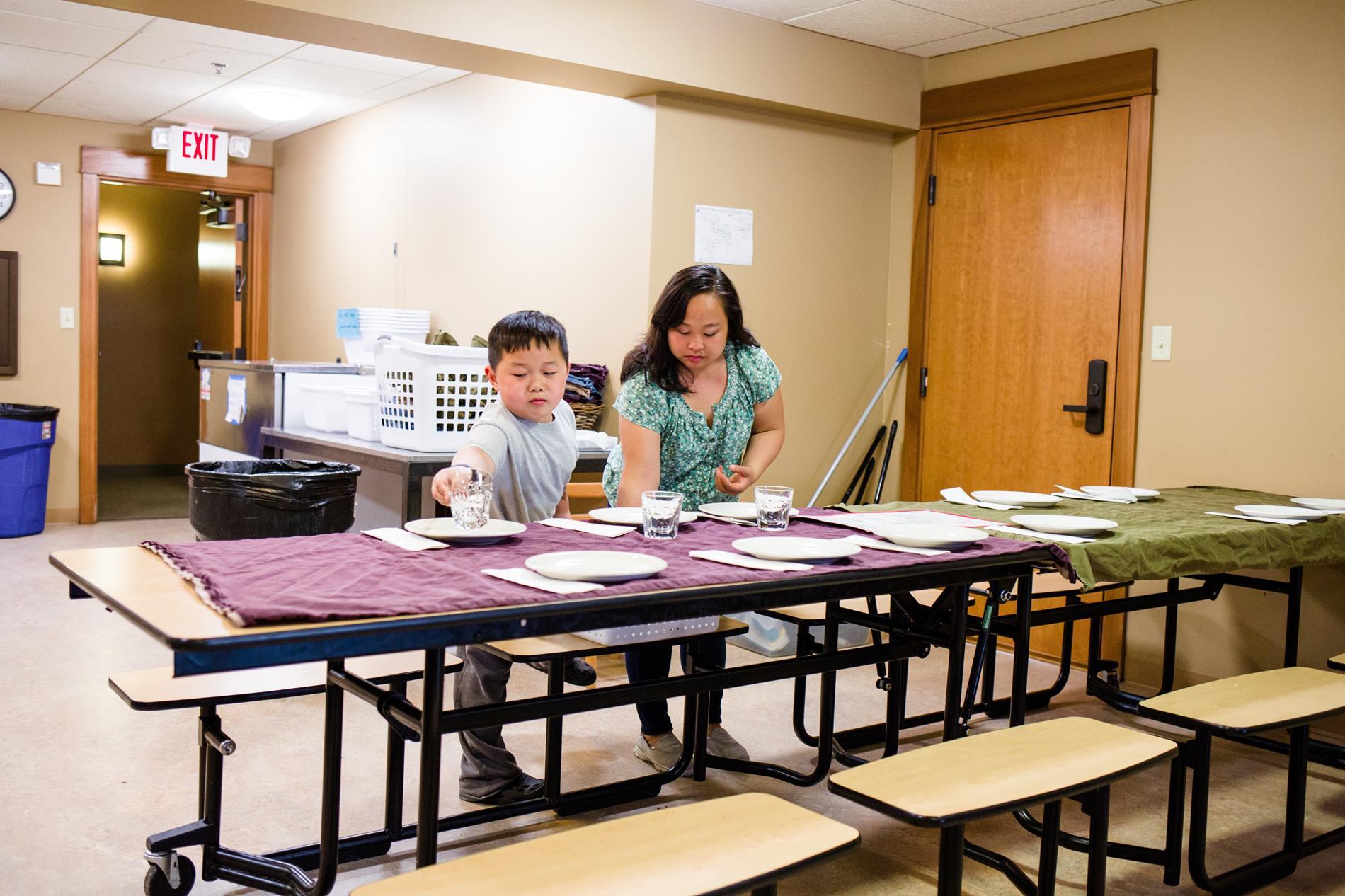 EL Setting Tables
