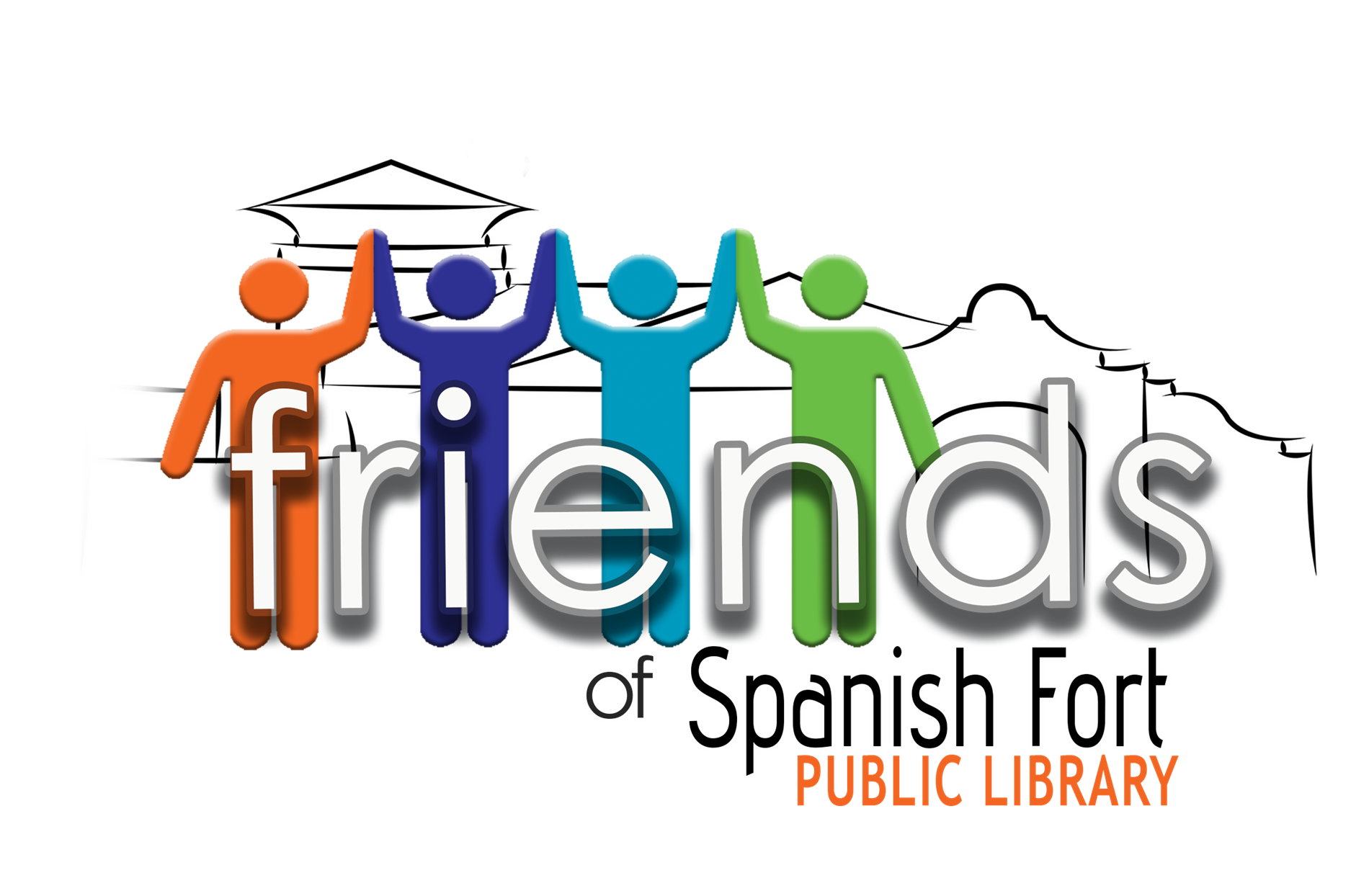 link to Friends of Spanish Fort Public Library website