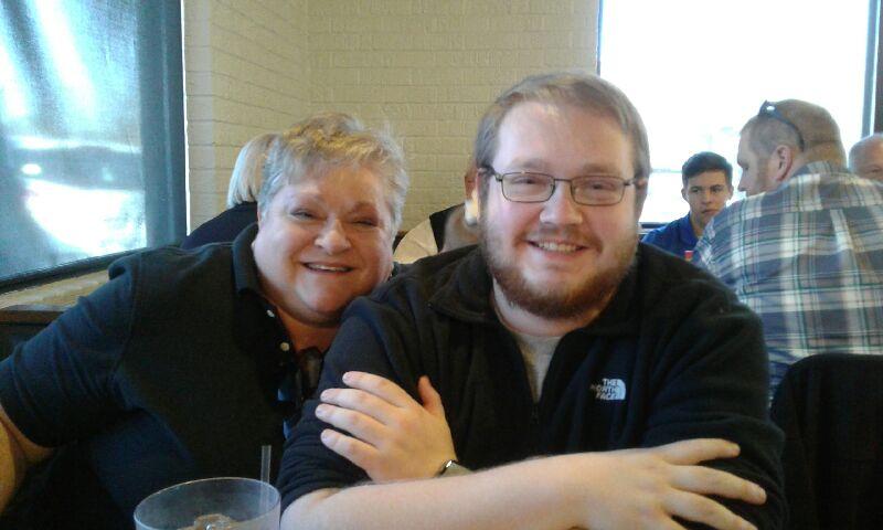 Mom and Heath