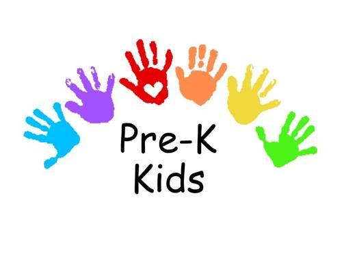 Pre-K Kids